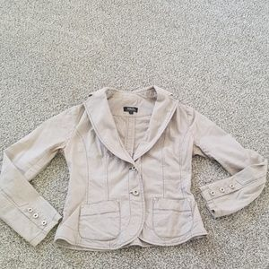 Tribal Tan Size Small Jacket